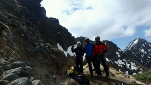 05,05八ヶ岳西面登攀