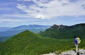 7月金峰山